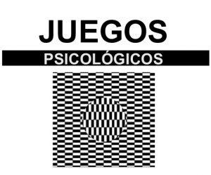 juegos psicologicos