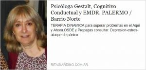 Rita Giardino psicóloga