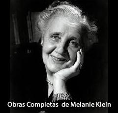 Obras de Melanie Klein