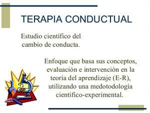 terapia-conductual